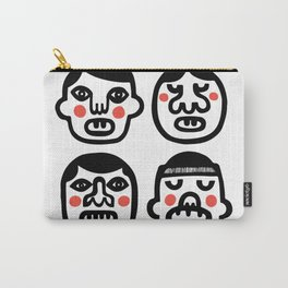 Four Brothers Carry-All Pouch