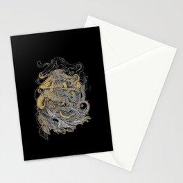 Octolady Stationery Cards