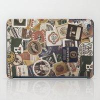beer iPad Cases featuring Beer by Nicklas Gustafsson