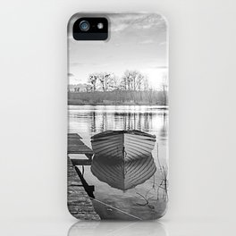 Silent Melody - series -  iPhone Case