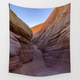 Colorful Canyon- 2, Valley of Fire State Park, Nevada Wall Tapestry