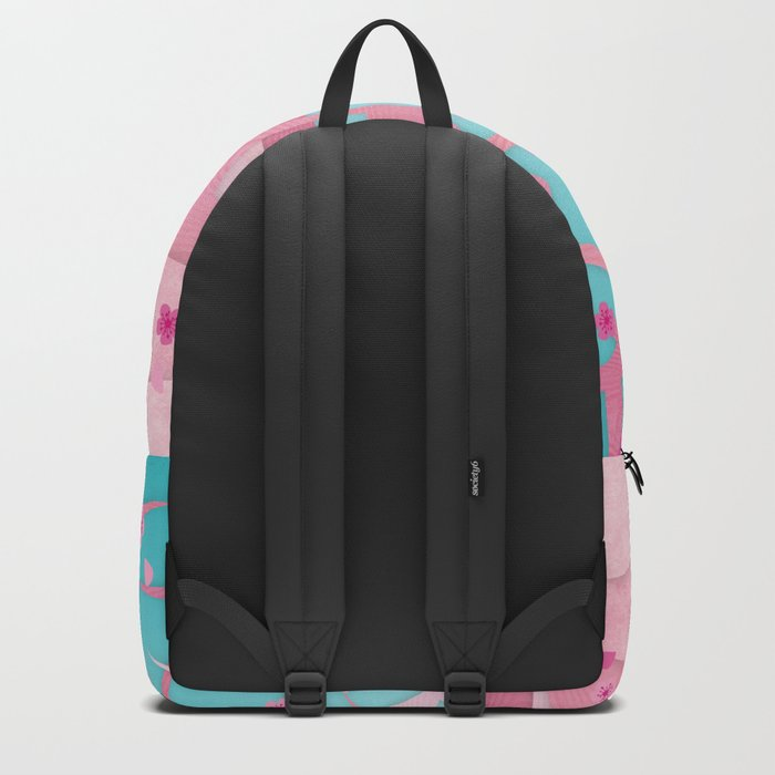 Spring trees Backpack