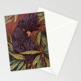 Black Cockatoo Stationery Cards