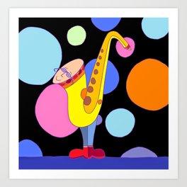 Introducing the Trumpet Art Print