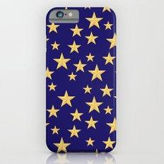 Gold Star Slim Case iPhone 6s