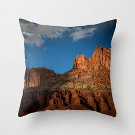 Scenic Drive - Capitol Reef National Park, Utah Throw Pillow