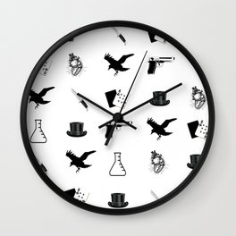 The Dregs Wall Clock
