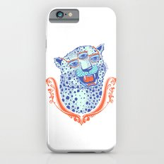 Cat Glasses Slim Case iPhone 6s