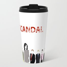 Scandal Minimalism Travel Mug