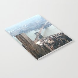 Vintage New City Notebook