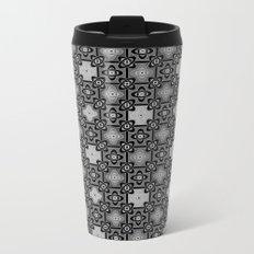 6 Oriental patterns Metal Travel Mug