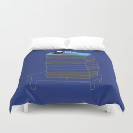 Bluey is sensitive Duvet Cover