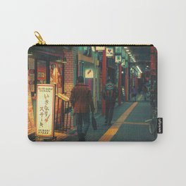 Passerby - Tokyo Photo Print Carry-All Pouch