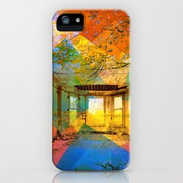 Colourful Dreams iPhone Case