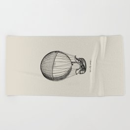Fly Away Beach Towel