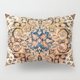 Ferahan Arak  Antique West Persian Rug Print Pillow Sham