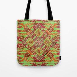 Diamond Spiral Tote Bag