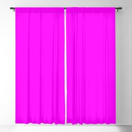 Light Magenta plain color Blackout Curtain