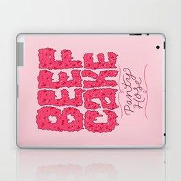 Beefcake Pantyhose Laptop & iPad Skin