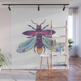 Firefly Wall Mural