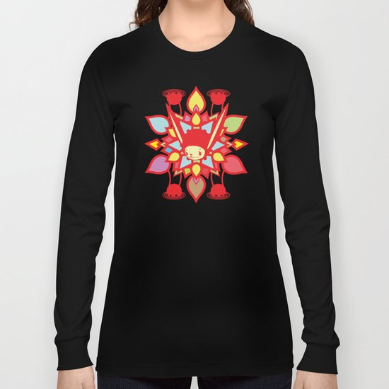 LOTUS HOLIC Long Sleeve T-shirt