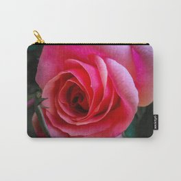 Resplendent Rose Carry-All Pouch