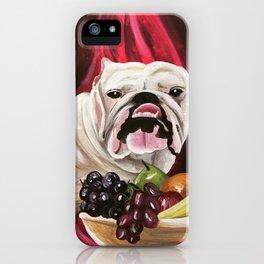 Sexy Matilda iPhone Case