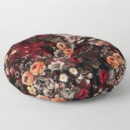 Night Garden Lava Floor Pillow