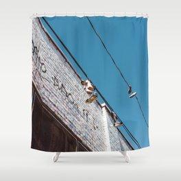 San Francisco XI Shower Curtain