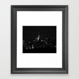 New York Skyline IV Framed Art Print