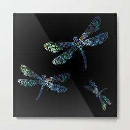 Dragonfly's Metal Print