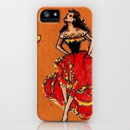 Latin Dance iPhone Case