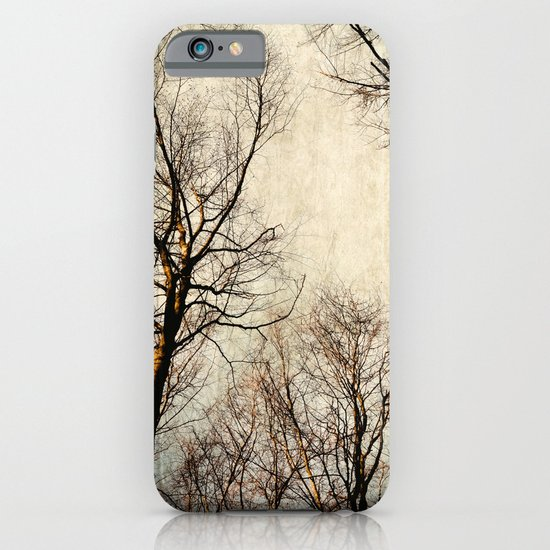 paint the sky with branches iPhone & iPod Case