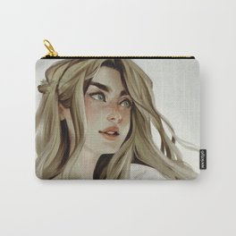 Vanilla Carry-All Pouch