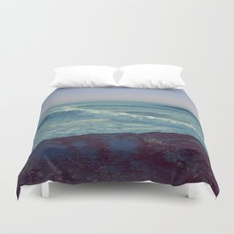 Santa Cruz Ocean Duvet Cover