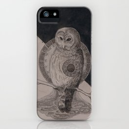 Hanus Crux iPhone Case