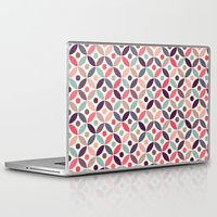 batik Laptop & iPad Skins featuring Batik Kawung by Mamoizelle