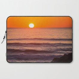 South Ponto Sunset 02 Laptop Sleeve