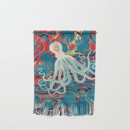 Vintage Octopus Wall Hanging