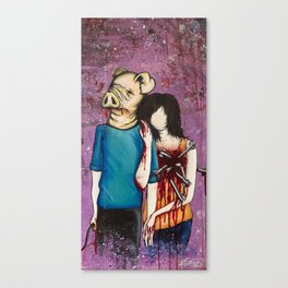 Lovefool Canvas Print