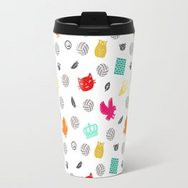 Volley Allstars! Travel Mug