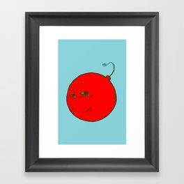 Ba-Boom Framed Art Print