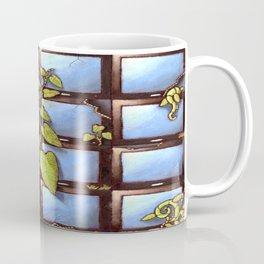 Technology Vs Nature  Coffee Mug