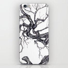 Gnarled Tree iPhone Skin