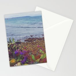 Costal Cacti Stationery Cards