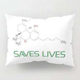 Saves Lives Pillow Sham