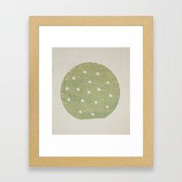 Ritz II Framed Art Print