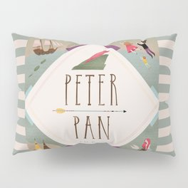 Peter Pan Pillow Sham
