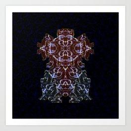 Ascension Lord Art Print