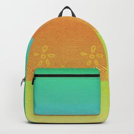 Shades of color Backpack